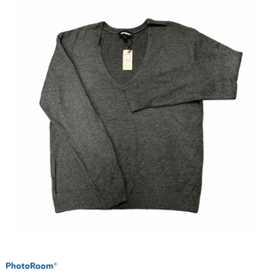 Primary Photo - BRAND: EXPRESS STYLE: SWEATER LIGHTWEIGHT COLOR: GREY SIZE: S SKU: 196-196112-56106