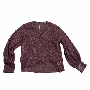 Primary Photo - BRAND: EXPRESS STYLE: TOP LONG SLEEVE COLOR: BURGUNDY SIZE: XL SKU: 196-196112-55556