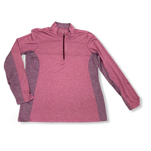 Primary Photo - BRAND:    CLOTHES MENTOR STYLE: ATHLETIC TOP COLOR: MAUVE SIZE: XL OTHER INFO: KOLPING - SKU: 196-19666-17243