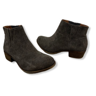 Primary Photo - BRAND: LUCKY BRAND STYLE: BOOTS ANKLE COLOR: BROWN SIZE: 6 SKU: 196-19681-72004