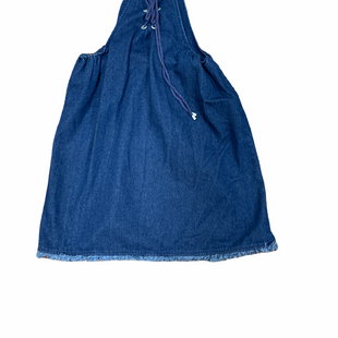 Primary Photo - BRAND: FREE PEOPLE STYLE: TOP SLEEVELESS COLOR: DENIM SIZE: M SKU: 196-14511-47803
