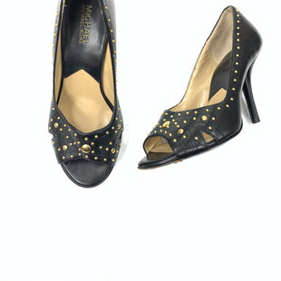 Primary Photo - BRAND: MICHAEL BY MICHAEL KORSSTYLE: SHOES HIGH HEELCOLOR: BLACKSIZE: 7.5SKU: 196-196112-45338