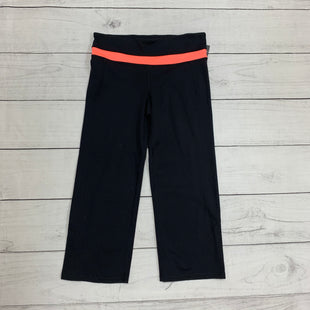 Primary Photo - BRAND: KIRKLAND STYLE: ATHLETIC CAPRIS COLOR: BLACK SIZE: S SKU: 196-196112-47450