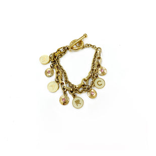 Primary Photo - BRAND: MARC BY MARC JACOBS STYLE: BRACELET COLOR: GOLD SKU: 196-19681-71957