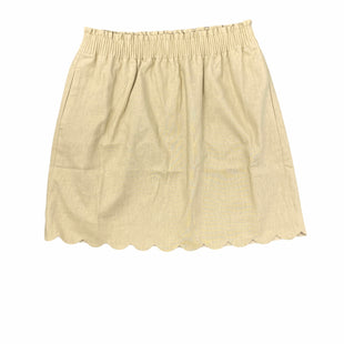 Primary Photo - BRAND: J CREW O STYLE: SKIRT COLOR: WHEAT SIZE: 8 SKU: 196-196112-58851