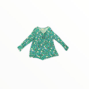 Primary Photo - BRAND: STYLE AND COMPANY STYLE: TOP LONG SLEEVE COLOR: GREEN SIZE: 1X SKU: 196-196136-3546