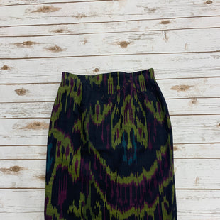 Primary Photo - BRAND: LAFAYETTE 148 STYLE: SKIRT COLOR: GREEN SIZE: 8 OTHER INFO: AND PURPLE SKU: 196-196112-49207