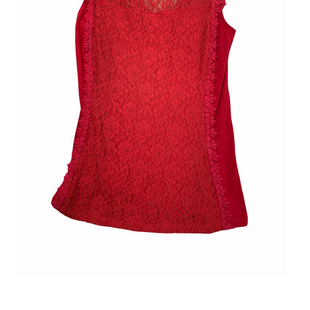 Primary Photo - BRAND: EXPRESS STYLE: TOP SLEEVELESS COLOR: RED SIZE: S SKU: 196-19666-16680
