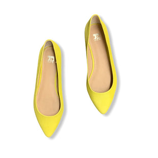 Primary Photo - BRAND:    JOE'S JEANSSTYLE: SHOES FLATS COLOR: YELLOW SIZE: 7.5 OTHER INFO: JOES - SKU: 196-19666-17075