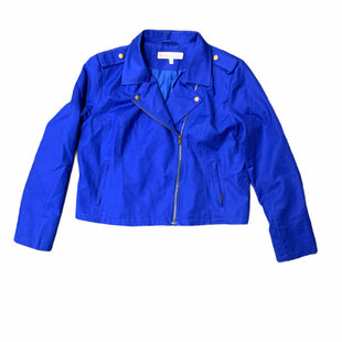 Primary Photo - BRAND:   CMC STYLE: JACKET OUTDOOR COLOR: ROYAL BLUE SIZE: XL OTHER INFO: G BY JULIANA RANCIC - SKU: 196-19694-34451
