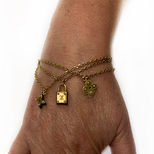 Primary Photo - BRAND: LOUIS VUITTON STYLE: BRACELET COLOR: GOLD SKU: 196-19681-71959