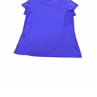 Primary Photo - BRAND: TEK GEAR STYLE: ATHLETIC TOP SHORT SLEEVE COLOR: PURPLE SIZE: XL SKU: 196-196144-40
