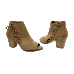 Primary Photo - BRAND: LUCKY BRAND STYLE: SHOES LOW HEEL COLOR: TAN SIZE: 7 SKU: 196-196133-5158