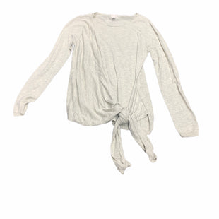 Primary Photo - BRAND: A NEW DAY STYLE: SWEATER LIGHTWEIGHT COLOR: TAN SIZE: M SKU: 196-19681-72346