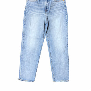 Primary Photo - BRAND: MADEWELL STYLE: JEANS COLOR: BLUE SIZE: 6 SKU: 196-196145-1736