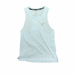 Primary Photo - BRAND: NIKE STYLE: ATHLETIC TANK TOP COLOR: BLUE SIZE: XS SKU: 196-196132-3151