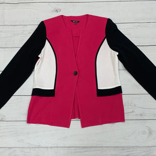Primary Photo - BRAND: MISOOK STYLE: BLAZER JACKET COLOR: PINKBLACK SIZE: L SKU: 196-196112-51963