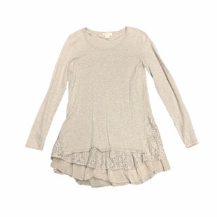 Primary Photo - BRAND: STYLE AND COMPANY STYLE: SWEATER LIGHTWEIGHT COLOR: TAN SIZE: S SKU: 196-19681-72341