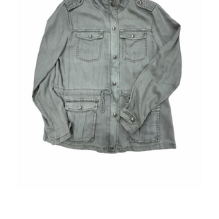 Primary Photo - BRAND: MAX JEANS STYLE: JACKET OUTDOOR COLOR: OLIVE SIZE: M SKU: 196-196145-1038