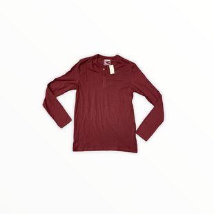 Primary Photo - BRAND: EXPRESS STYLE: TOP LONG SLEEVE COLOR: MAROON SIZE: M SKU: 196-196132-3121