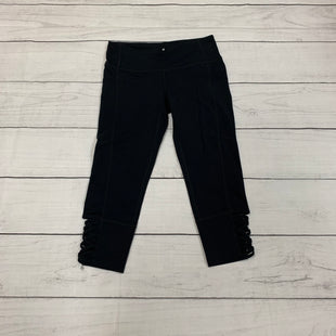 Primary Photo - BRAND: ATHLETA STYLE: ATHLETIC CAPRIS COLOR: BLACK SIZE: S SKU: 196-196135-2316