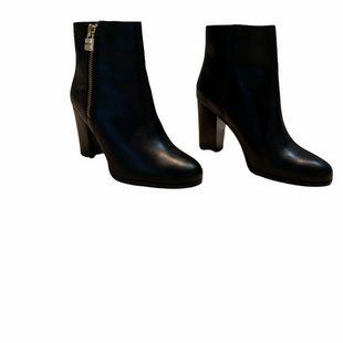 Primary Photo - BRAND: MICHAEL KORS STYLE: BOOTS ANKLE COLOR: BLACK SIZE: 6 SKU: 196-19666-17910