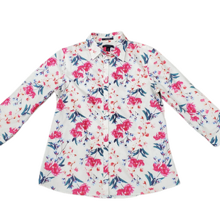 Primary Photo - BRAND: LANDS END STYLE: TOP LONG SLEEVE COLOR: FLORAL SIZE: S SKU: 196-196112-56976