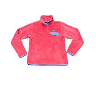 Primary Photo - BRAND: PATAGONIA STYLE: FLEECE COLOR: PINK SIZE: M SKU: 196-196145-3175