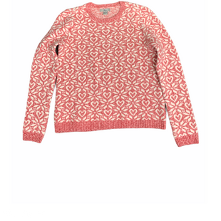Primary Photo - BRAND: BASS STYLE: SWEATER HEAVYWEIGHT COLOR: RED WHITE SIZE: S SKU: 196-19681-73856