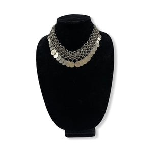 Primary Photo - BRAND: CHICOS STYLE: NECKLACE COLOR: SILVER SKU: 196-196141-4637