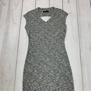 Primary Photo - BRAND: IVANKA TRUMP STYLE: DRESS SHORT SLEEVELESS COLOR: GREY SIZE: XS SKU: 196-19681-70984