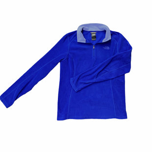 Primary Photo - BRAND: NORTHFACE STYLE: FLEECE COLOR: BLUE SIZE: M SKU: 196-196112-52768