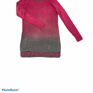 Primary Photo - BRAND: APT 9 STYLE: SWEATER LIGHTWEIGHT COLOR: RED GREY SIZE: S SKU: 196-196145-652