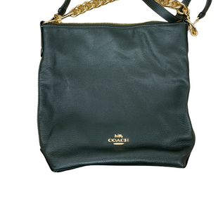 Primary Photo - BRAND: COACH STYLE: HANDBAG DESIGNER COLOR: GREEN SIZE: LARGE SKU: 196-196145-1580