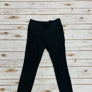 Primary Photo - BRAND: NIKE STYLE: ATHLETIC PANTS COLOR: BLACK SIZE: S SKU: 196-196132-2437