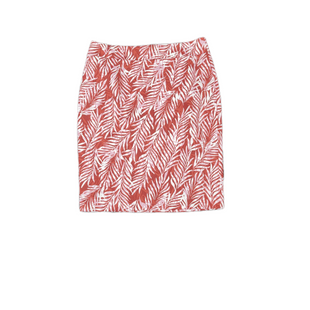 Primary Photo - BRAND: ANN TAYLOR O STYLE: SKIRT COLOR: RED SIZE: 6 SKU: 196-196112-59059