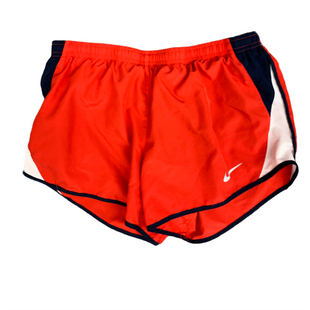 Primary Photo - BRAND: NIKE APPAREL STYLE: ATHLETIC SHORTS COLOR: RED BLUE SIZE: M SKU: 196-19666-18381