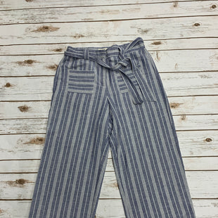 Primary Photo - BRAND: COPPER KEY STYLE: PANTS COLOR: BLUE WHITE SIZE: M OTHER INFO: (8-10) SKU: 196-196112-49208