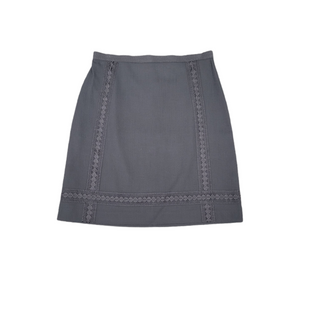 Primary Photo - BRAND: ANN TAYLOR STYLE: SKIRT COLOR: BLACK SIZE: 6 SKU: 196-196112-59056