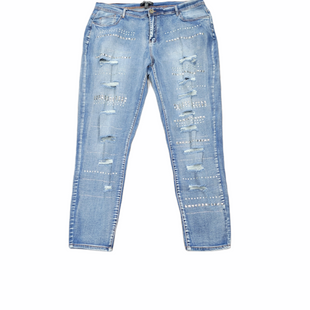 Primary Photo - BRAND: ASHLEY STEWART STYLE: JEANS COLOR: DENIM SIZE: 18 SKU: 196-196141-5113