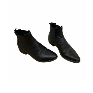 Primary Photo - BRAND: DOLCE VITA STYLE: BOOTS ANKLE COLOR: BLACK SIZE: 9 SKU: 196-19666-18197