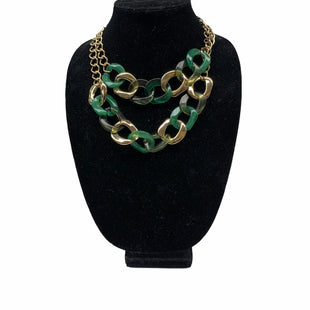 Primary Photo - BRAND:  CME STYLE: NECKLACE COLOR: GREEN OTHER INFO: NY - SKU: 196-196145-793