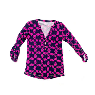 Primary Photo - BRAND: LILLY PULITZERSTYLE: TOP LONG SLEEVECOLOR: PINKSIZE: XSSKU: 196-19681-69433
