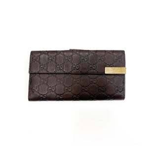 Primary Photo - BRAND: GUCCI STYLE: WALLET SIZE: LARGE OTHER INFO: GG CONTINENTAL MODEL NUMBER: 257012 SKU: 196-19681-71961