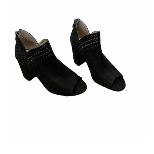 Primary Photo - BRAND: ANTONIO MELANI STYLE: SANDALS HIGH COLOR: BLACK SIZE: 7 SKU: 196-196132-2306