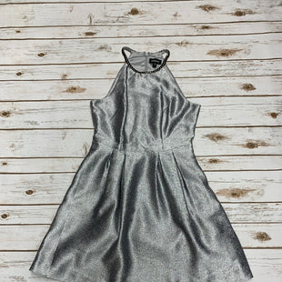 Primary Photo - BRAND: BEBE STYLE: DRESS SHORT SLEEVELESS COLOR: GREY SIZE: M SKU: 196-196136-4040