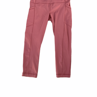 Primary Photo - BRAND: YOGALICIOUS STYLE: ATHLETIC CAPRIS COLOR: MAUVE SIZE: M SKU: 196-19666-17924