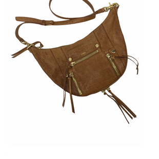Primary Photo - BRAND: BOTKIER STYLE: HANDBAG DESIGNER COLOR: BROWN SIZE: SMALL SKU: 196-19681-74098