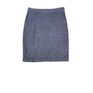 Primary Photo - BRAND: BANANA REPUBLIC STYLE: SKIRT COLOR: DENIM BLUE SIZE: 6 SKU: 196-196112-59061