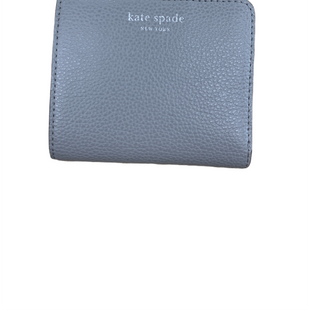 Primary Photo - BRAND: KATE SPADE STYLE: WALLET COLOR: GREY SIZE: SMALL SKU: 196-196145-2131
